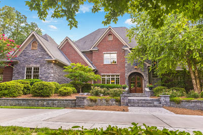 Ooltewah Single Family Home For Sale: 8866 Forest Creek Ln