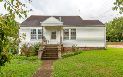 Chattanooga Single Family Home Contingent: 100 Brentwood Dr