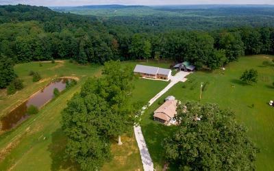 Dunlap Single Family Home For Sale: 145 Lewis Cross Rd