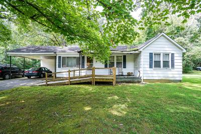 Hixson Single Family Home For Sale: 5309 Delashmitt Rd