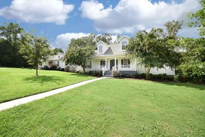 Charleston Single Family Home For Sale: 122 NW Mill Hamlet Rd