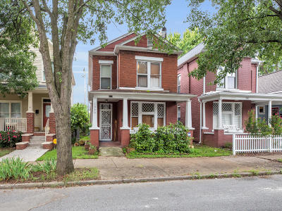 Chattanooga Single Family Home For Sale: 1020 E 8th St