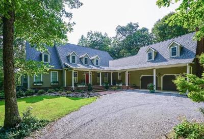 Signal Mountain Single Family Home For Sale: 1118 Clear Brooks Dr