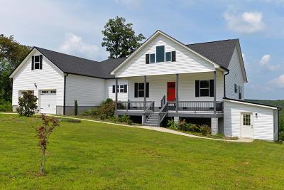 Signal Mountain Single Family Home For Sale: 1555 Walden Farms Rd