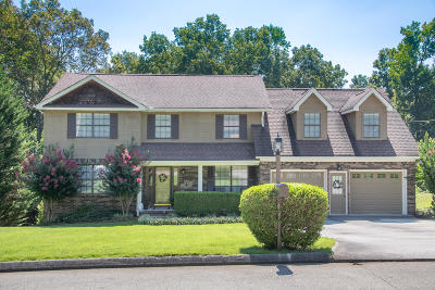 Hixson Single Family Home Contingent: 6436 Sea Haven Dr