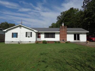 Trenton Single Family Home For Sale: 13727 N Main St