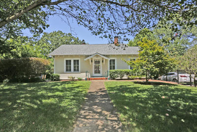 Chattanooga Single Family Home Contingent: 737 Dallas Rd