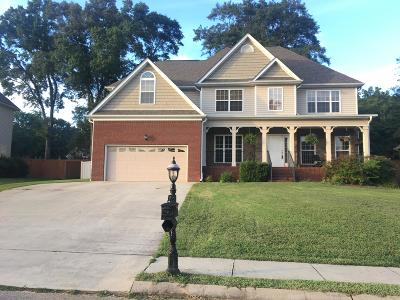 Hixson Single Family Home For Sale: 1517 Courtland Dr
