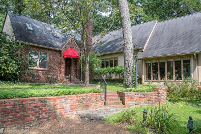 Signal Mountain Single Family Home For Sale: 611 Signal Mountain Blvd