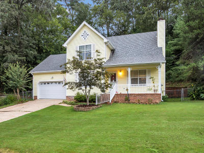 Hixson Single Family Home For Sale: 405 Kingsridge Dr