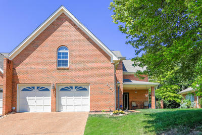Chattanooga Townhouse For Sale: 2407 Royal Fern Tr
