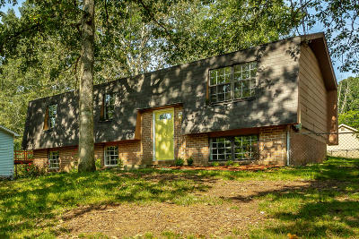 Ooltewah Single Family Home Contingent: 4111 Lost Oaks Dr