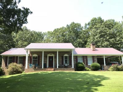 Charleston Single Family Home Contingent: 198 NW Potter Place Rd