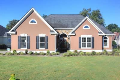 Ringgold Single Family Home Contingent: 86 Greenmeadow Ln