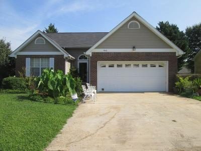 Ooltewah Single Family Home For Sale: 9415 Pasture Dr