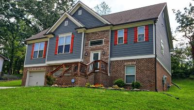 Hixson Single Family Home Contingent: 422 Kingsridge Dr