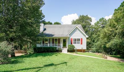 Soddy Daisy Single Family Home For Sale: 1320 Woodsage Ct