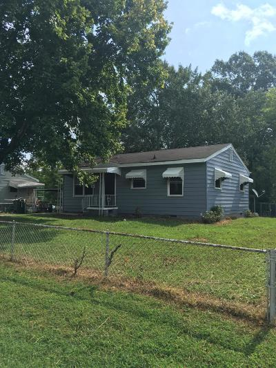 Chattanooga Single Family Home Contingent: 5244 Fagan