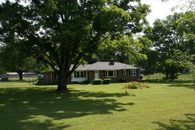 Chattanooga Single Family Home For Sale: 8017 Shallowford Rd