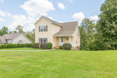 Hixson Single Family Home Contingent: 317 Celestial Ln