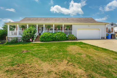 Ringgold Single Family Home Contingent: 3782 Salem Valley Rd