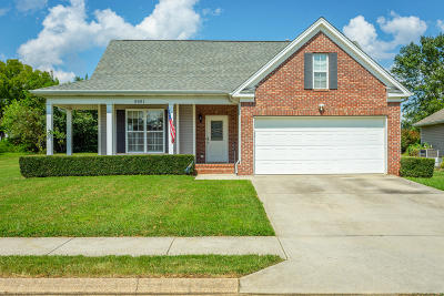 Ooltewah Single Family Home Contingent: 5651 Tucker Rd