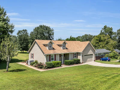 Ringgold Single Family Home For Sale: 2126 Dietz Rd