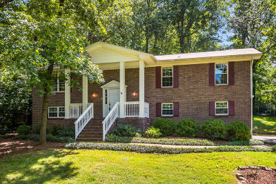 Signal Mountain Single Family Home For Sale: 506 S Palisades Dr
