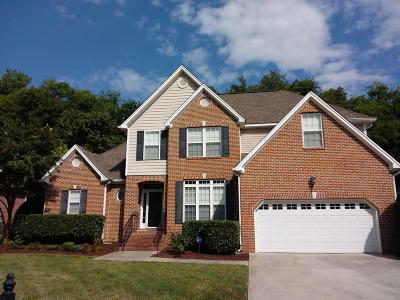 Chattanooga Single Family Home Contingent: 305 Horse Creek Dr