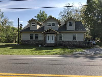 Chattanooga Single Family Home For Sale: 6174 Highway 27