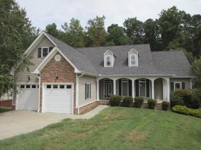 Cleveland Single Family Home For Sale: 3152 Huntingdon Trace