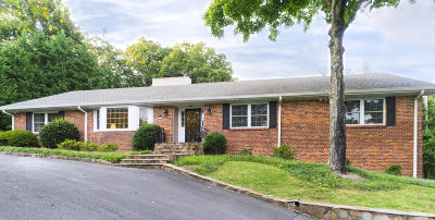 Lookout Mountain Single Family Home For Sale: 110 Whiteside St