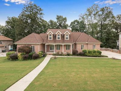 Chattanooga Single Family Home For Sale: 3009 Waterfront Ct