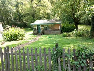 Chattanooga Single Family Home For Sale: 2708 Bliss Ave