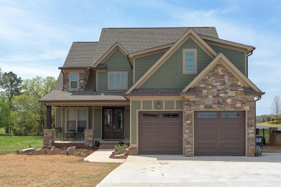 Ooltewah Single Family Home For Sale: 8106 Savannah Bay Dr