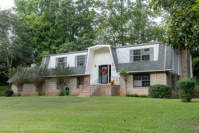 Ooltewah Single Family Home For Sale: 10091 Standifer Gap Rd