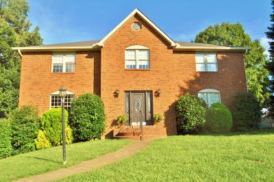 Ooltewah Single Family Home For Sale: 5424 Woody Tr