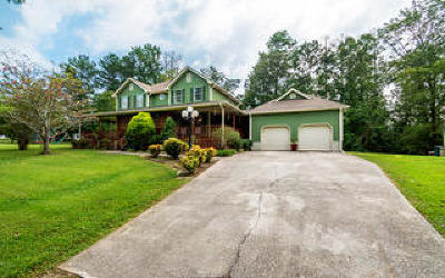 Ringgold Single Family Home For Sale: 2905 Post Oak Rd