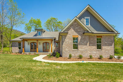Hixson Single Family Home For Sale: 7642 Selcer Rd #Lot 6