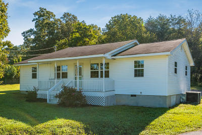 Harrison Single Family Home For Sale: 8810 Highway 58 (Tn-58)
