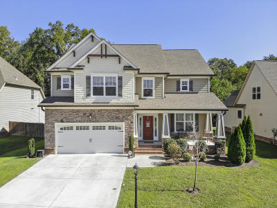 Hixson Single Family Home For Sale: 965 Manassas Dr