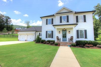 Chattanooga Single Family Home Contingent: 868 River Gorge Dr