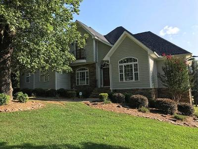 Ooltewah Single Family Home Contingent: 9108 Greystone Valley Dr