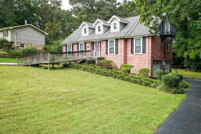Soddy Daisy Single Family Home For Sale: 2017 Jacquelin Dr
