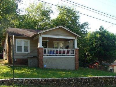 Chattanooga Single Family Home For Sale: 614 Phoenix Ave