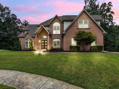 Ooltewah Single Family Home For Sale: 4217 Linen Crest Way
