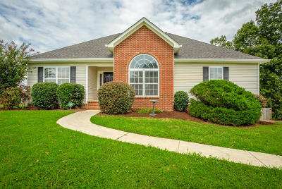 Ooltewah Single Family Home Contingent: 7411 Salmon Ln