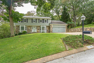 Hixson Single Family Home Contingent: 1808 Colonial Shores Drive