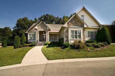 Cleveland Single Family Home For Sale: 413 NE Springhill Dr