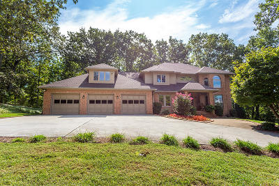 Cleveland Single Family Home For Sale: 1903 NW Ridge Point Dr